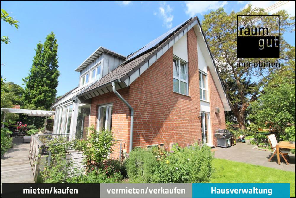 Freistehendes Einfamilienhaus mit idyllischem Garten in D-Wittlaer - direkte Rheinnähe