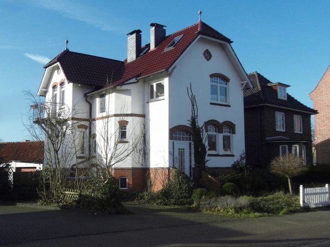 Cuxhaven Stadtvilla Einfamilienhaus Kaufen