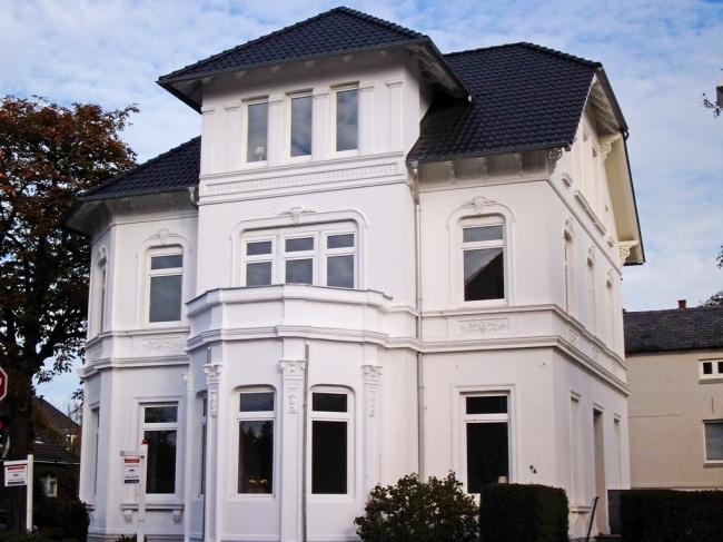 Herrschaftliche Jugendstilvilla in zentraler Lage Cuxhaven