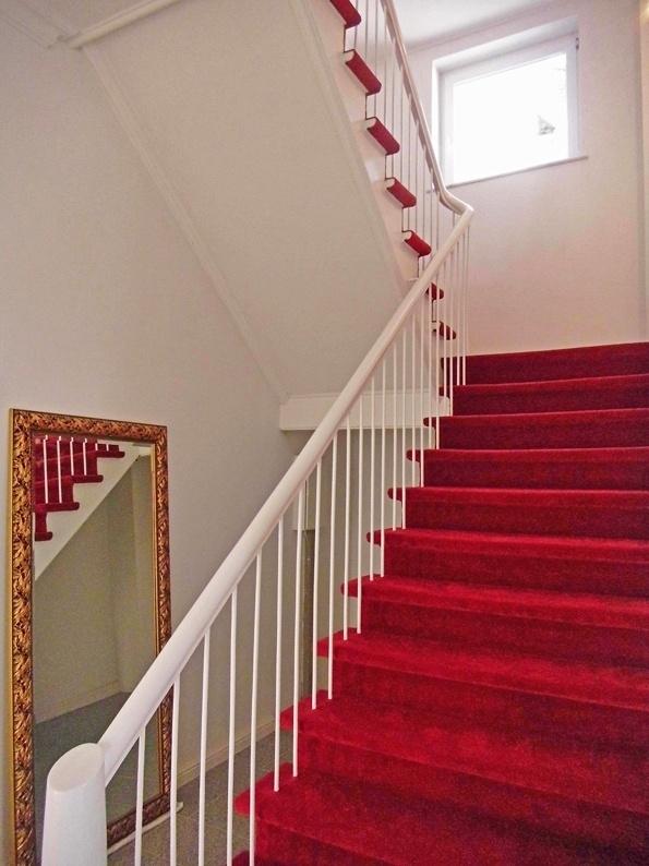 Treppenaufgang HP