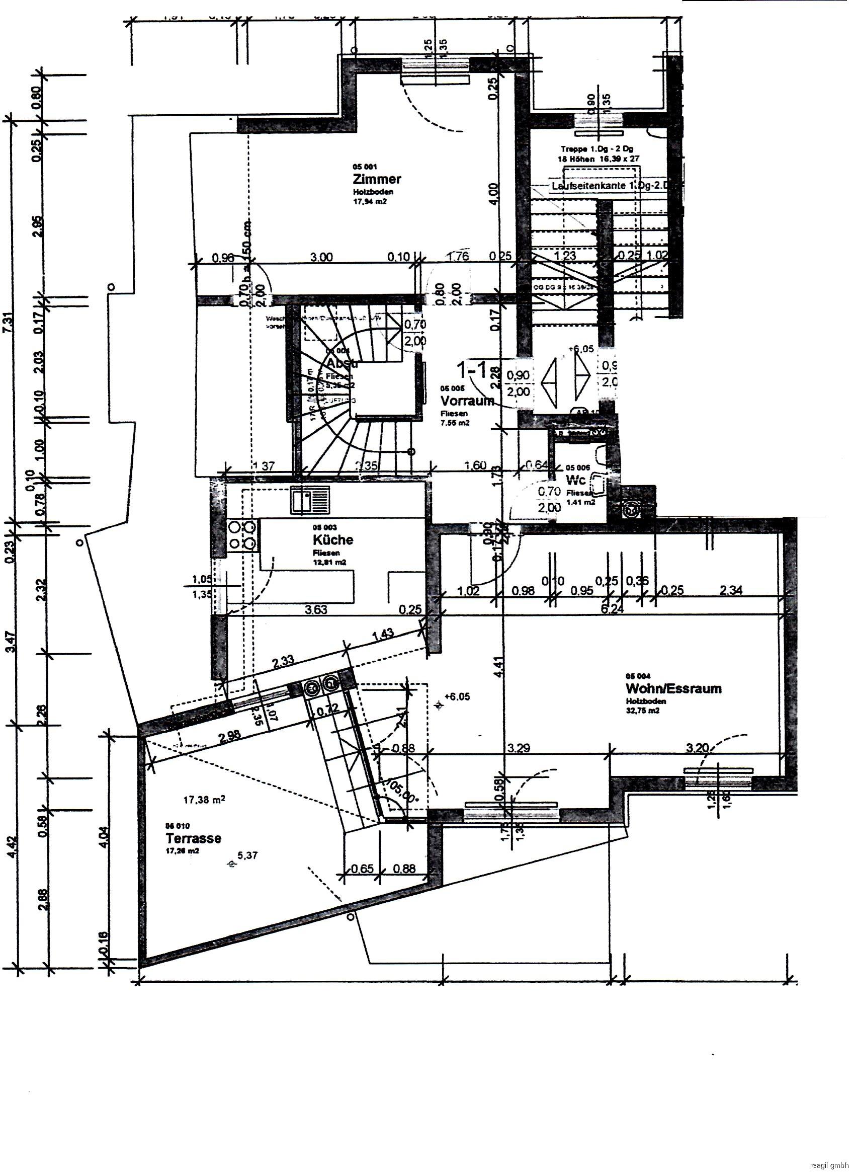 Plan 1. Ebene