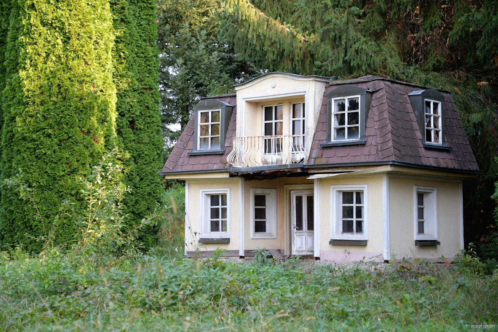 Garten-Kinderhaus