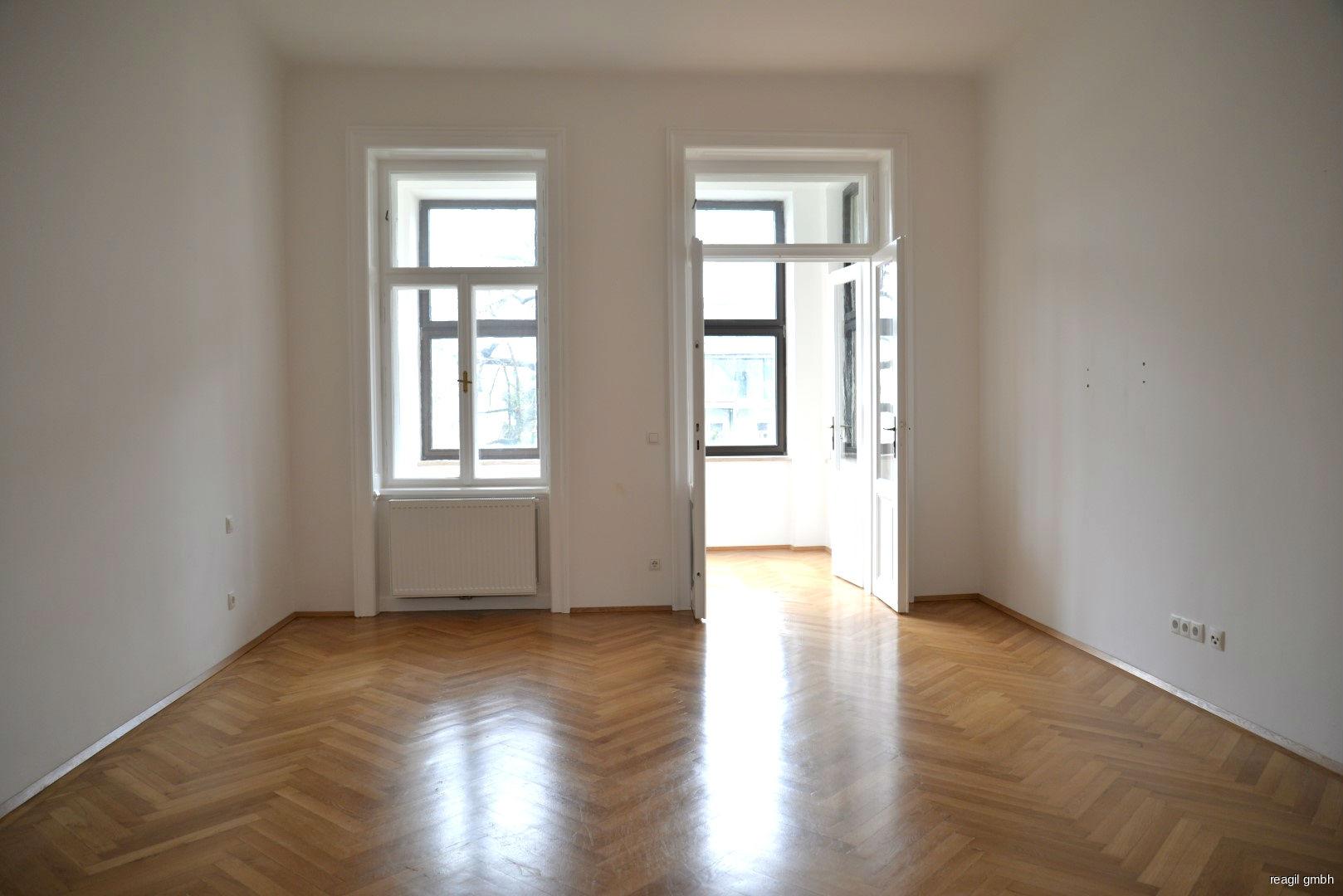 Zimmer mit Veranda
