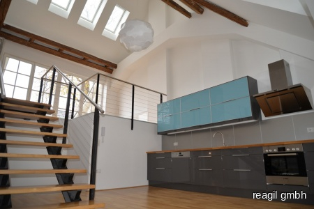 Wohnküche 2.Ebene