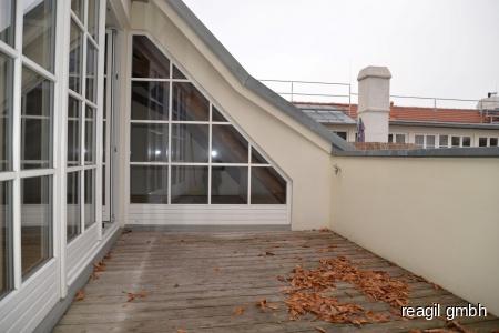 Terrasse 3.Ebene