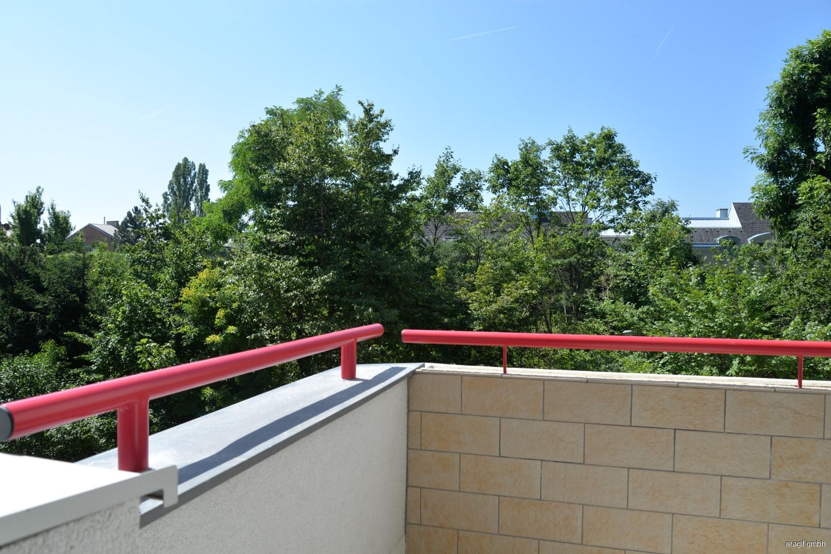 Terrasse Ausblick Südseite