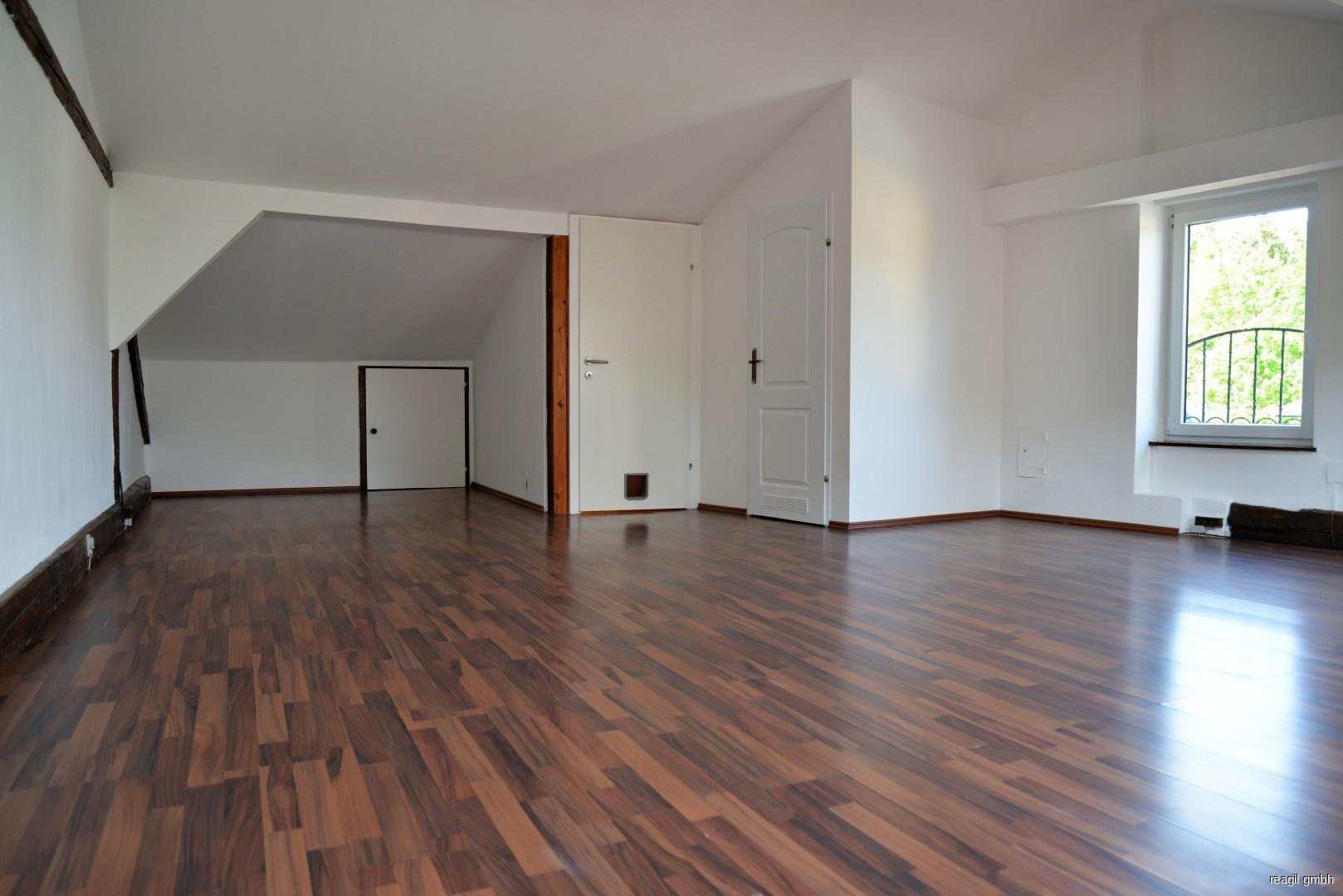 Raum Dachgeschoß