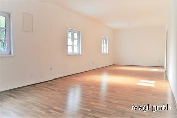 Hauptraum 35 m²