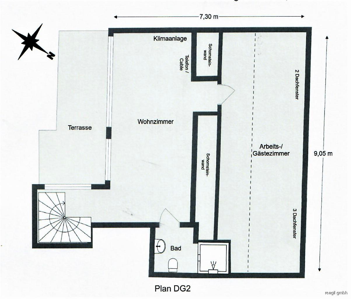 Plan 2 Ebene