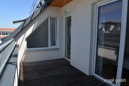 Terrasse Dachgeschoß