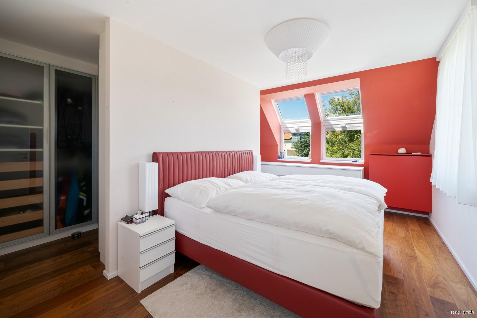 Schlafzimmer 1. Ebene