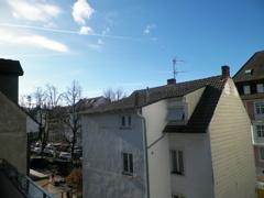 Blick vom Westbalkon richtung Südwest