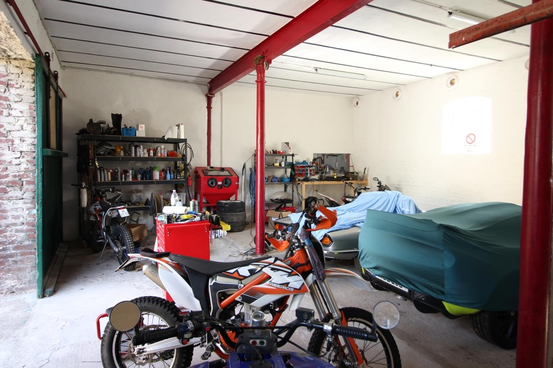 Garage (optional anmietbar)