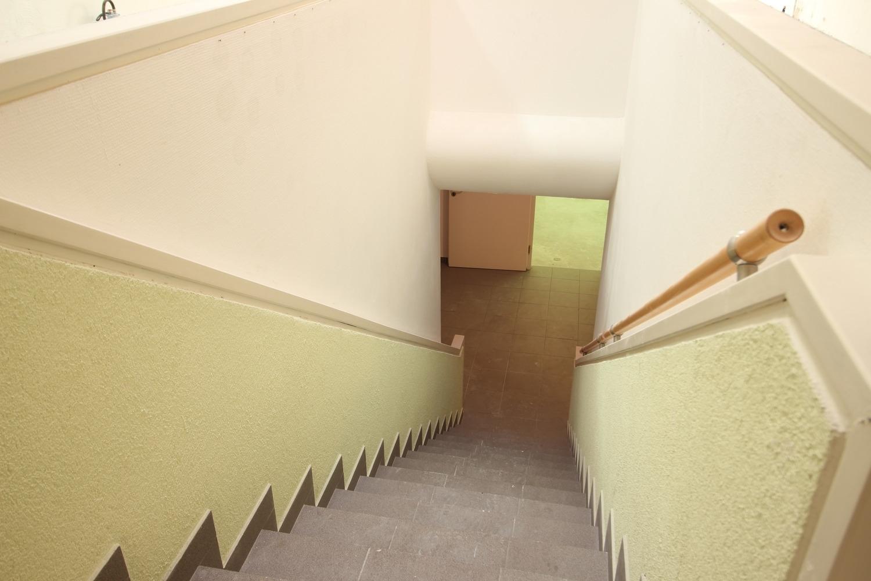 Abgang Untergeschoss