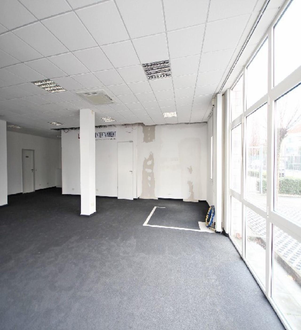 Großraumbüro Blick 3