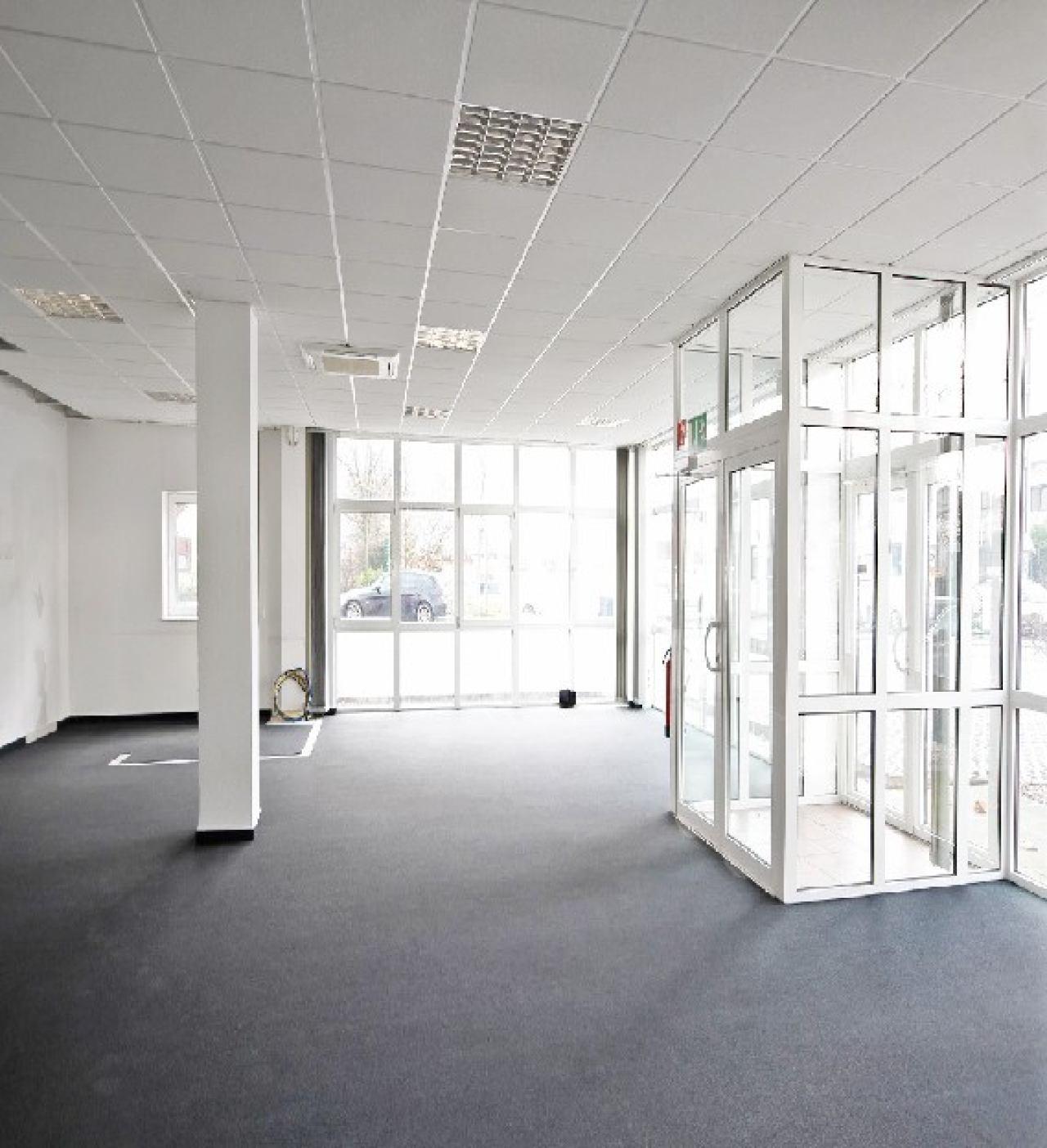 Großraumbüro Blick 5