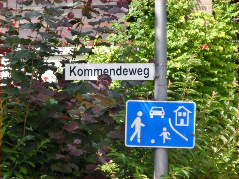 Spielstraße ohne Durchgangsverkehr