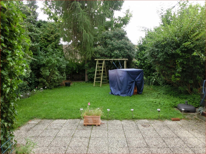 Nicht einsehbarer Garten in Südausrichtung