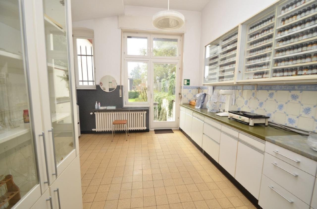 Küche-Personalraum
