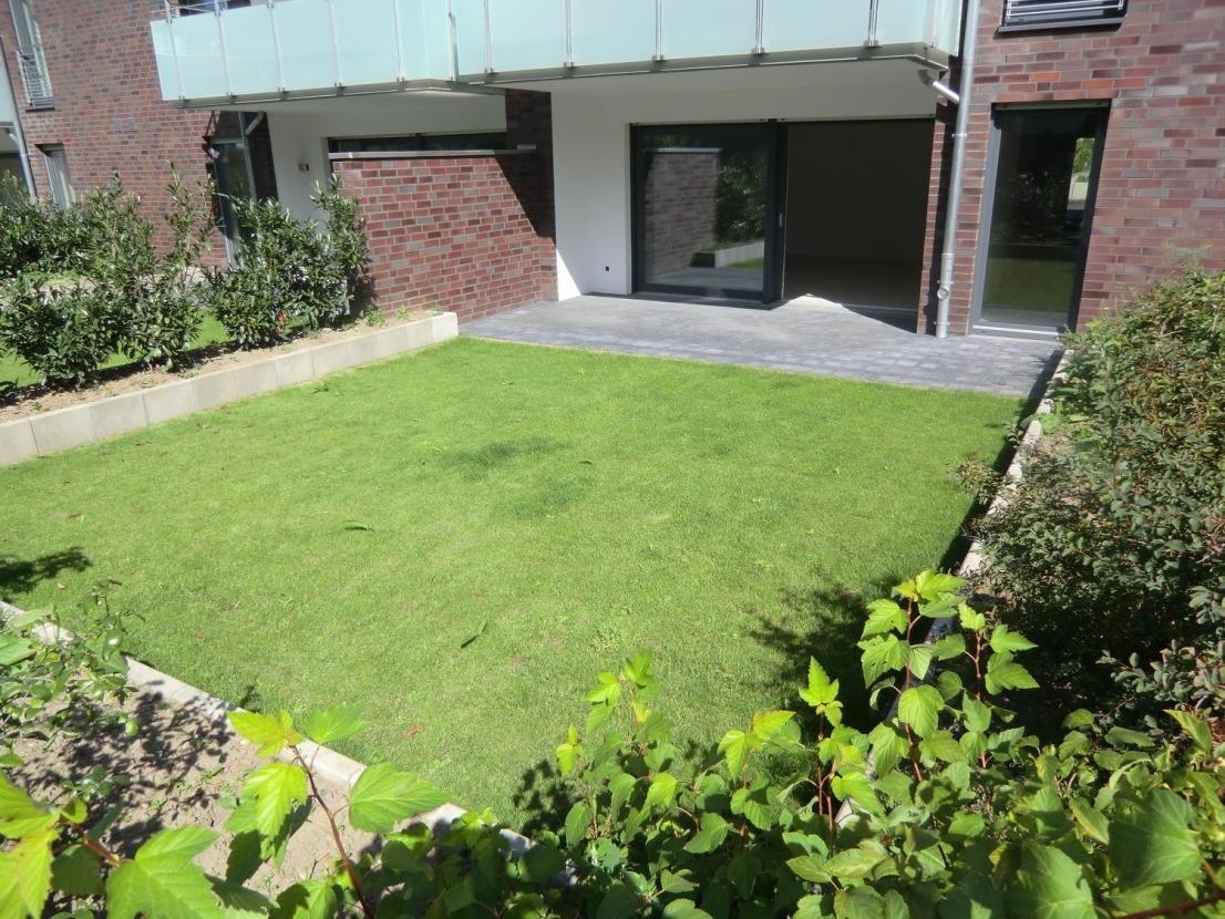 Garten zur Eigennutzung