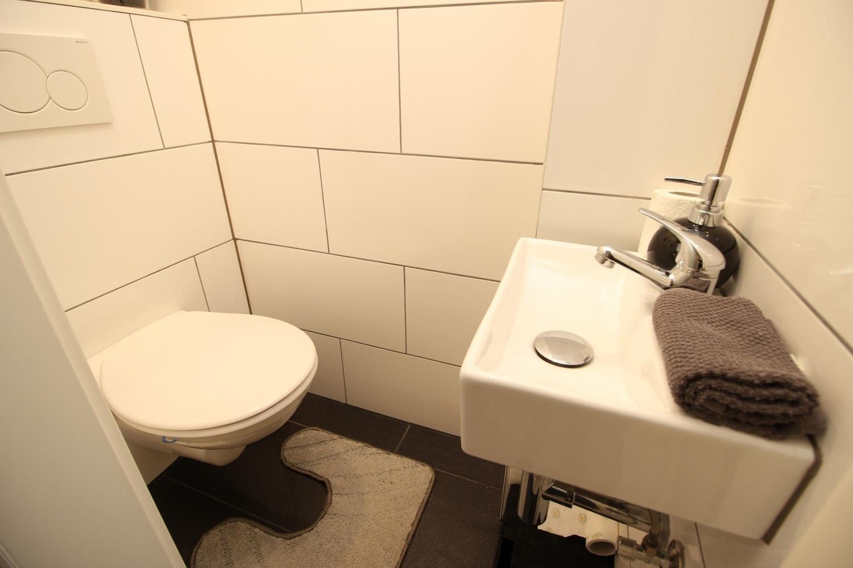 Gäste WC EG