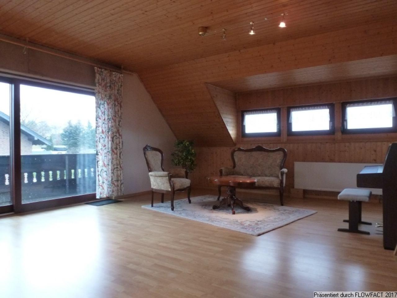 Studiozimmer (Vorderhaus)