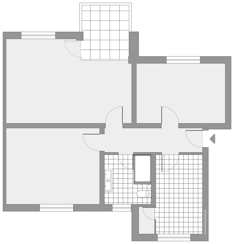 immoGrafik_227590107001-Gewerbe Wery - Plan 1_DIN_A3_unmoebliert
