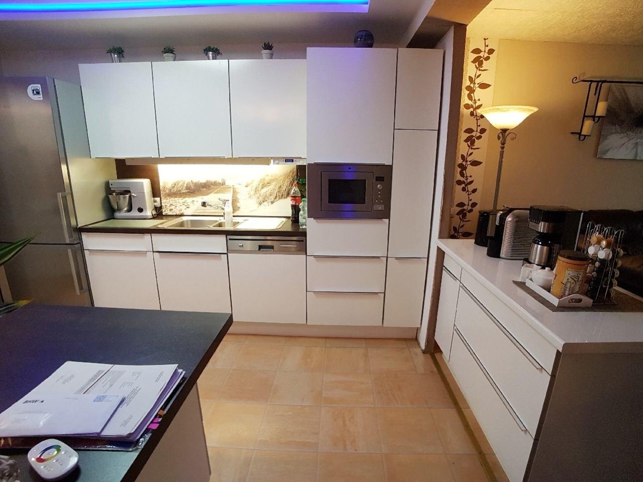Offene Küche (Einbauküche inkl.)
