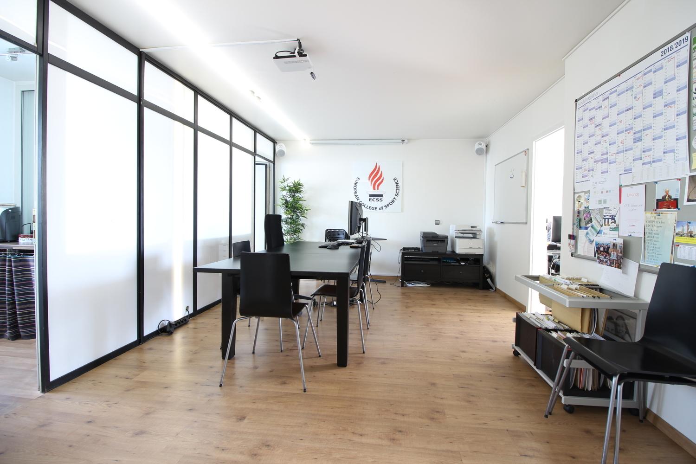 Büroraum Mitte