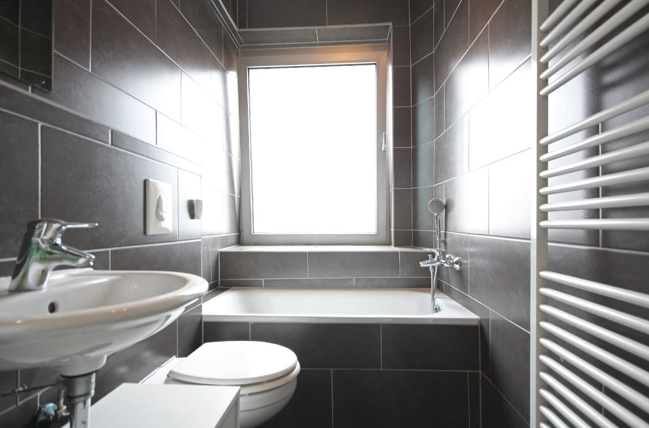 WC mit Wanne