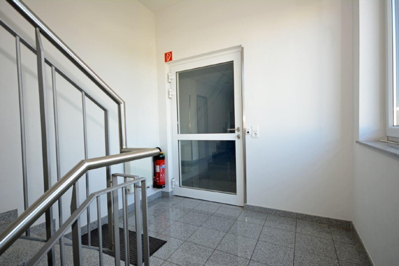 Eingang-Büro