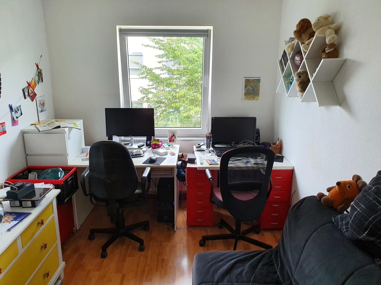 Büro / Kind / Gast