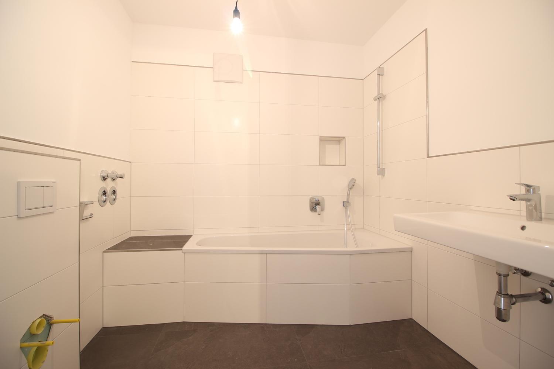 Whg. Nr. 9 - Penthouse - Badezimmer