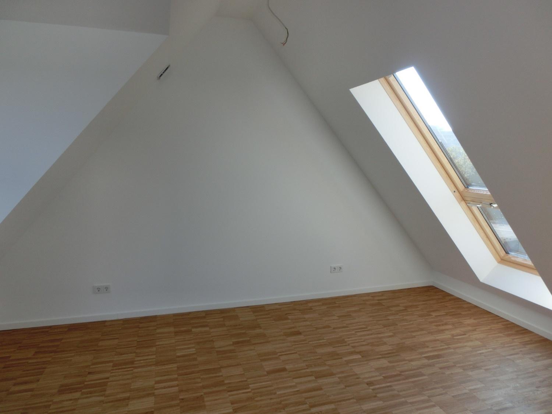 Wohnraum Spitzboden