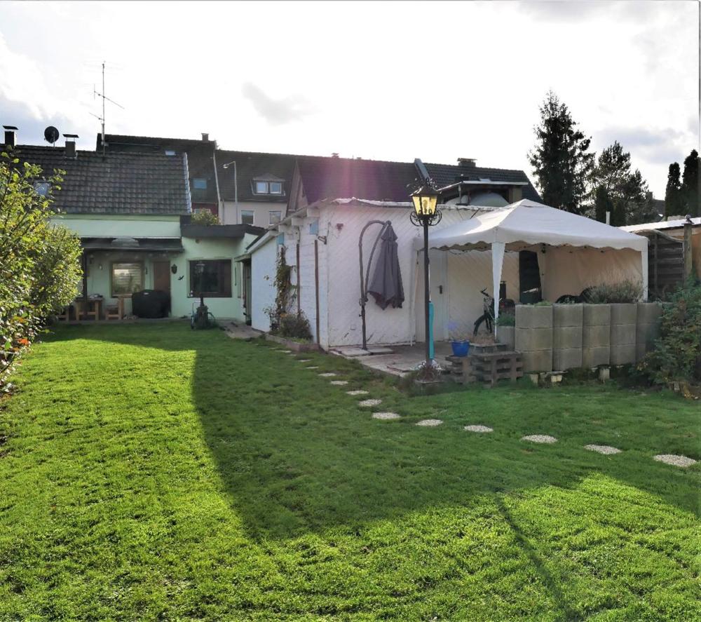 Ansicht Haus - Gartenseite