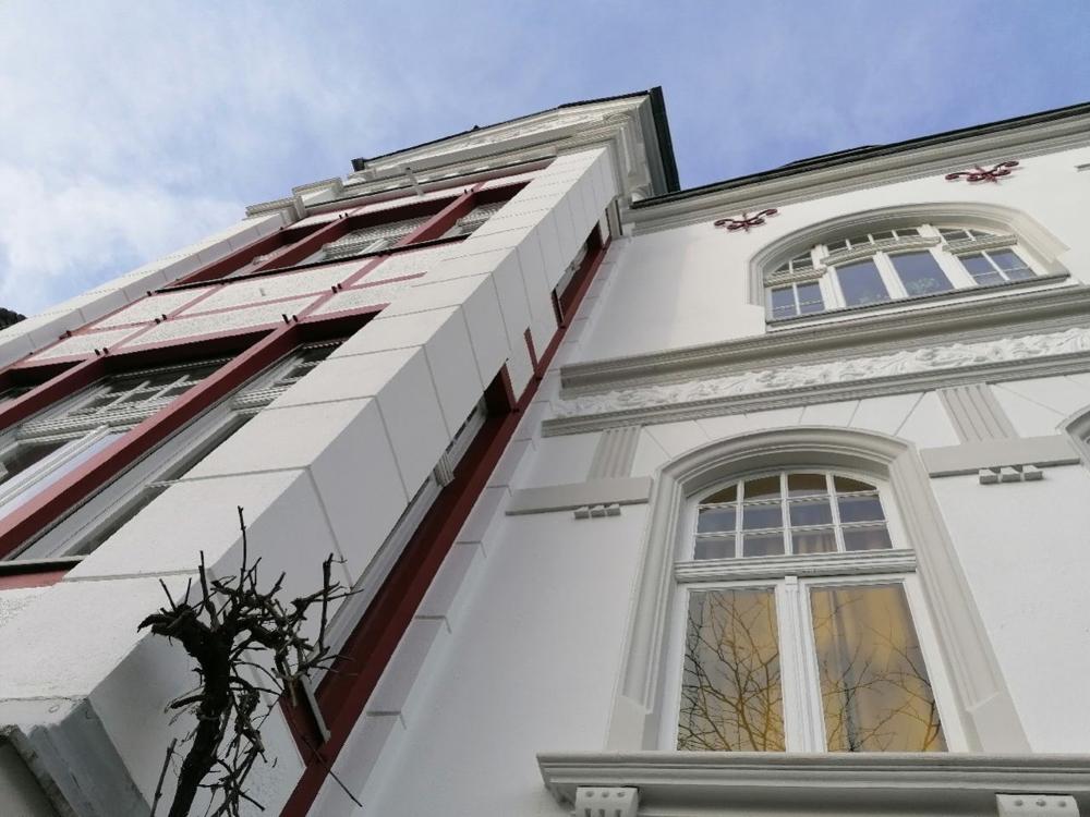 Beeindruckende  Hausfassade
