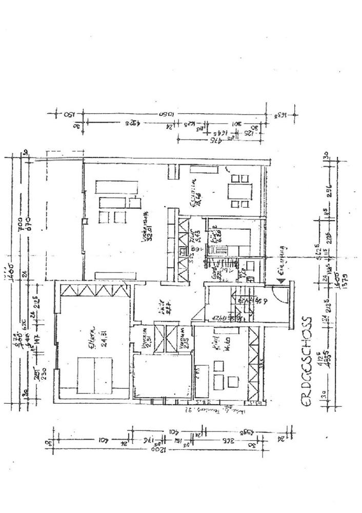 Grundriss - Erdgeschoss