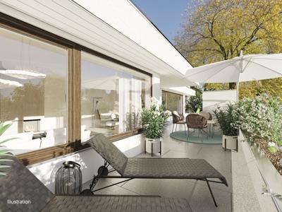 Dachterrasse - Konzept