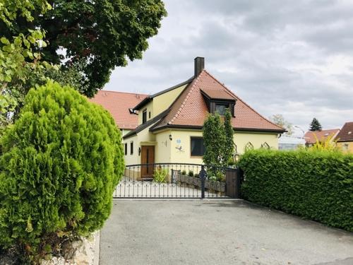 Haus Einfahrt