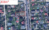 Planung 818 m²