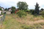 Grundstück - linker Zaun