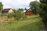 Grundstück - rechter Zaun