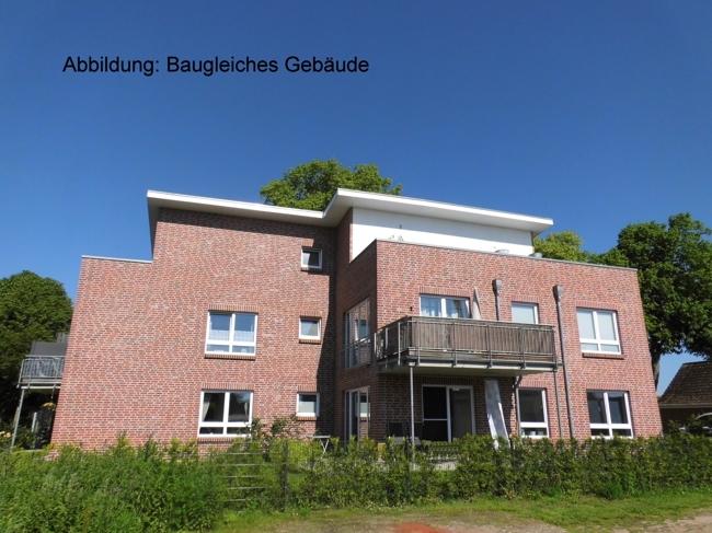 Gebäudeansicht Balkone