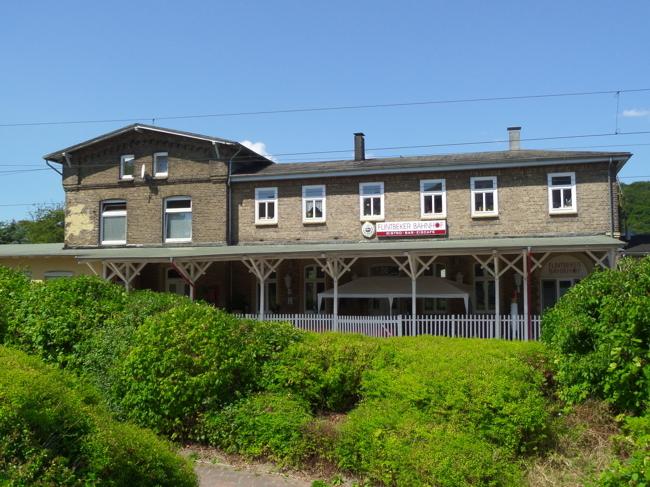 Flintbeker Bahnhof