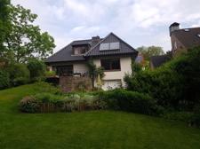 Hausansicht vom Garten 3