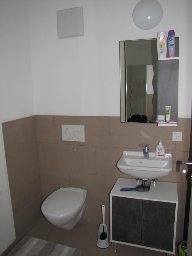 Das Gäste-WC
