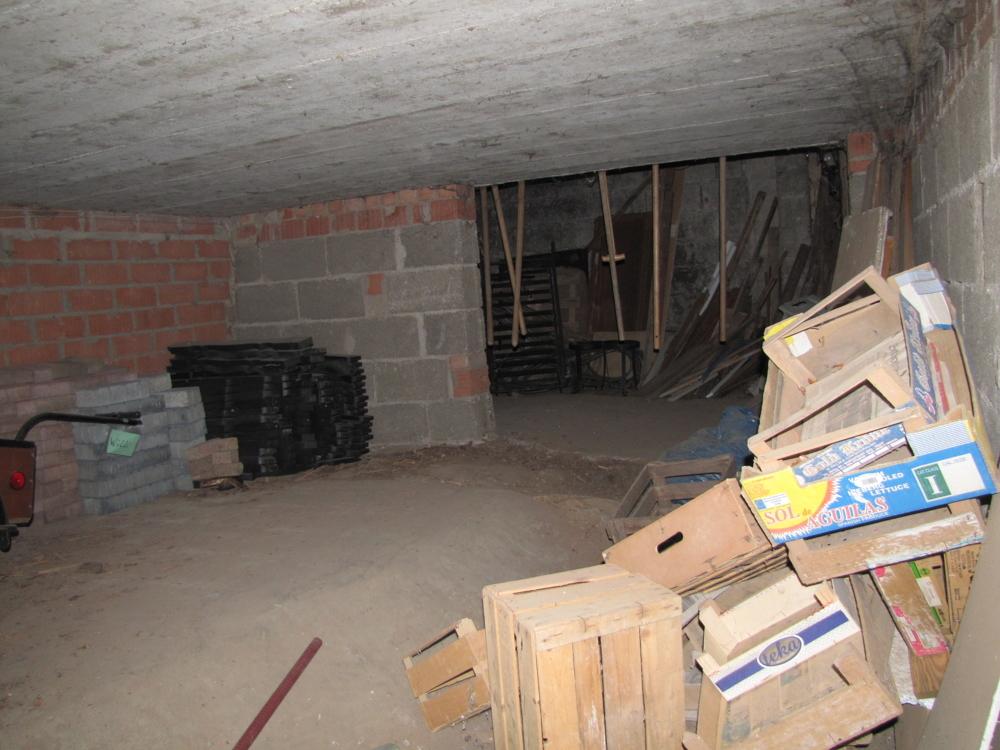 Lagerraum Im Erdgeschoß