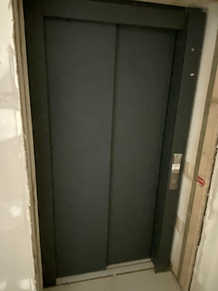 Der Fahrstuhl!