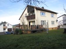 Das Haus mit Garten