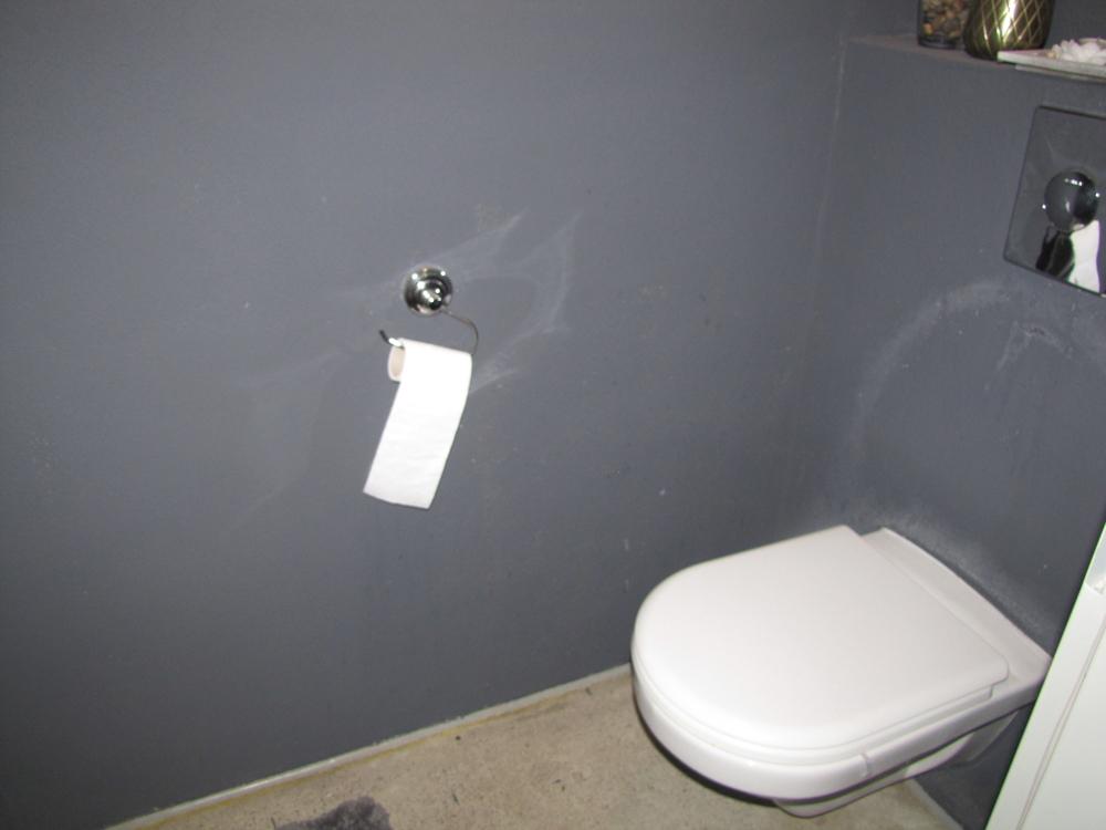 Das Badezimmer!